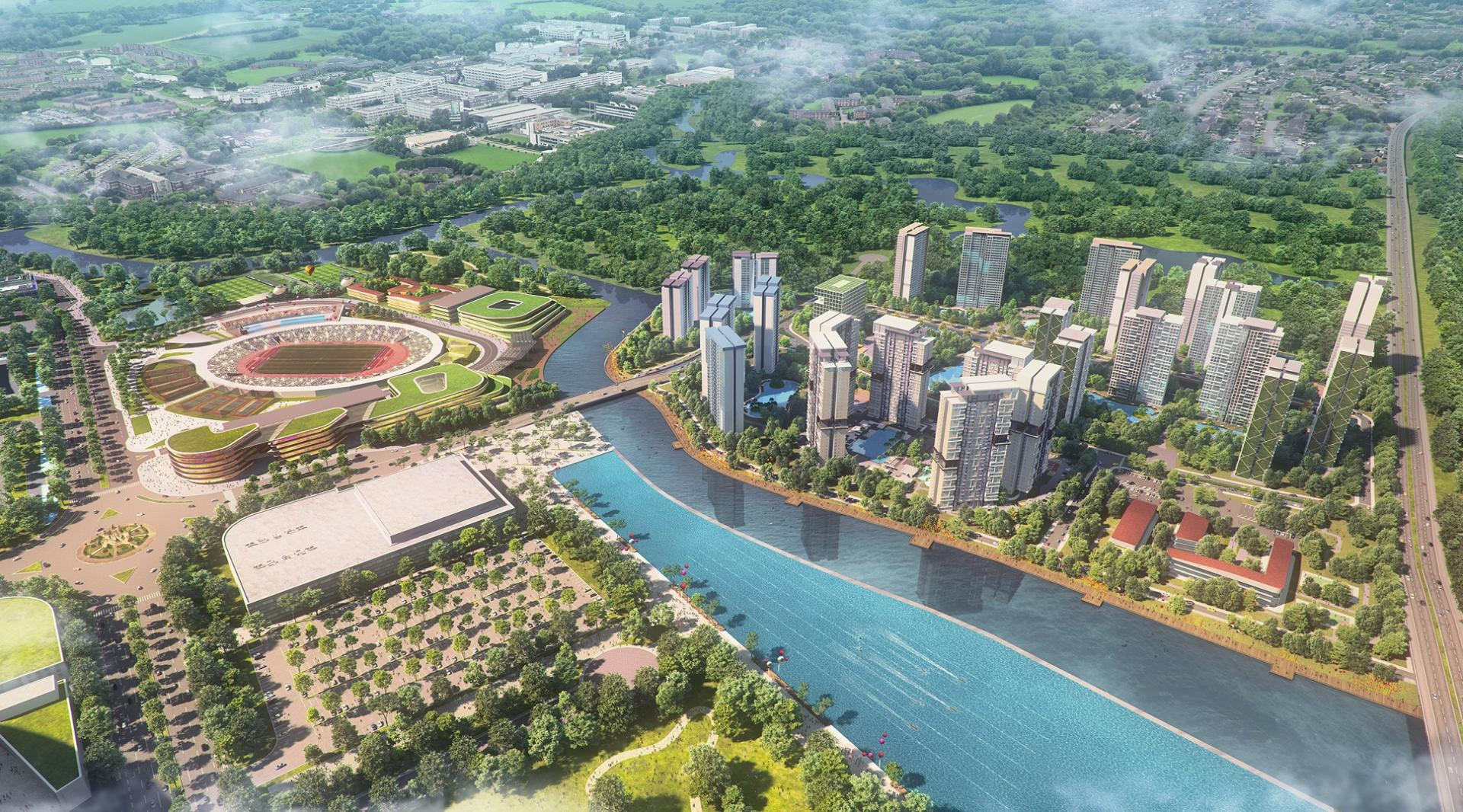 Residential Development at Ho Chi Minh City, Vietnam | DCA